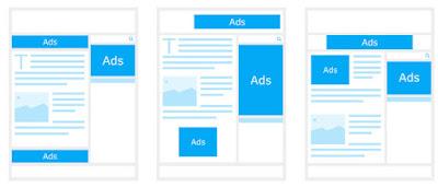 penempatan iklan adsense terbaik dan aman