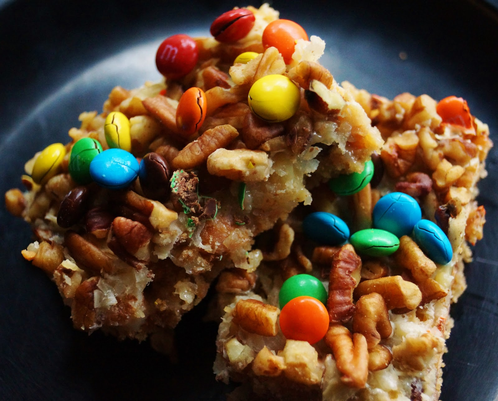 Everything But The Kitchen Sink Disney magic cookie bars - roaring forks and riverside mill - the disney chef