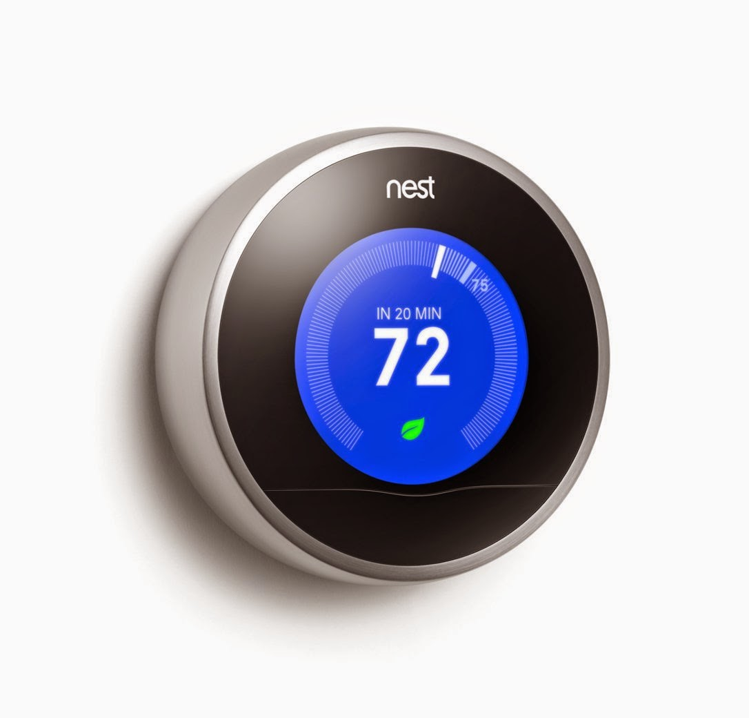 Nest Learning Thermostat 2nd Generation  Nest Thermostat