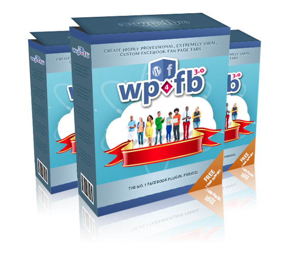 WP4FB 3.0 [The #1 WordPress Facebook plugin to create Viral Apps]