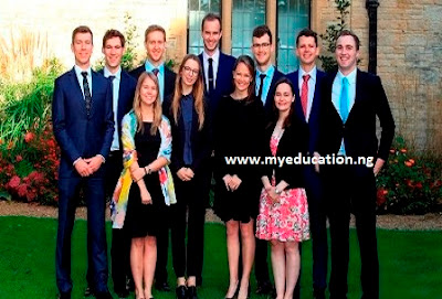 Rhodes Scholarships Eastern Africa