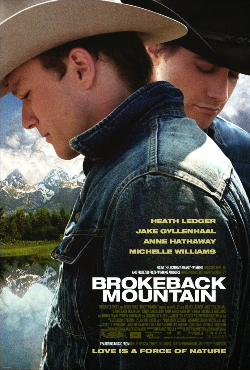 Brokeback Mountain - Cartel
