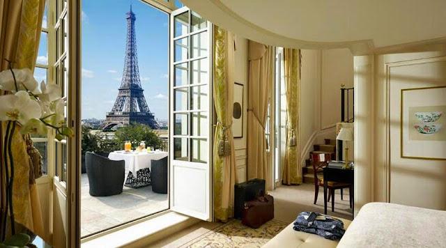 Como economizar muito na hospedagem na França