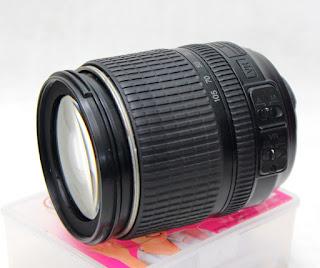 Jual Lensa Nikon 18-105VR