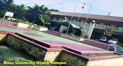 Binus University Kampus Kijang