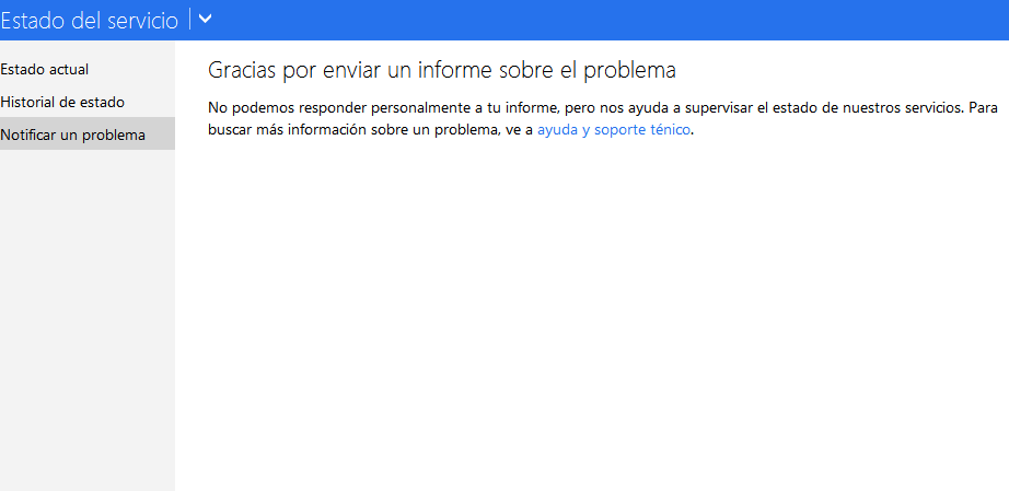 verifica el status outlook.com paso 4