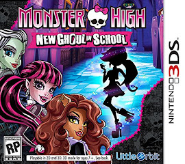 MH New Ghoul in School Media