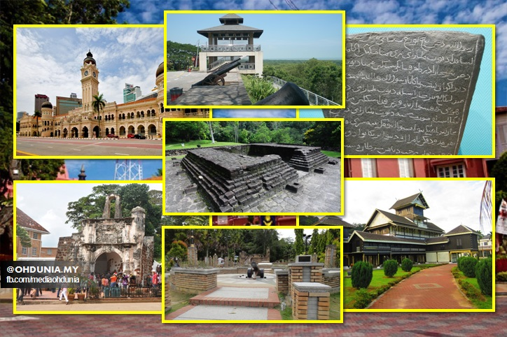 Latar Belakang Bangunan, Binaan Dan Monumen Bersejarah Di Malaysia