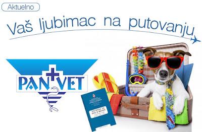 Putovanje sa ljubimcem - Panvet Subotica