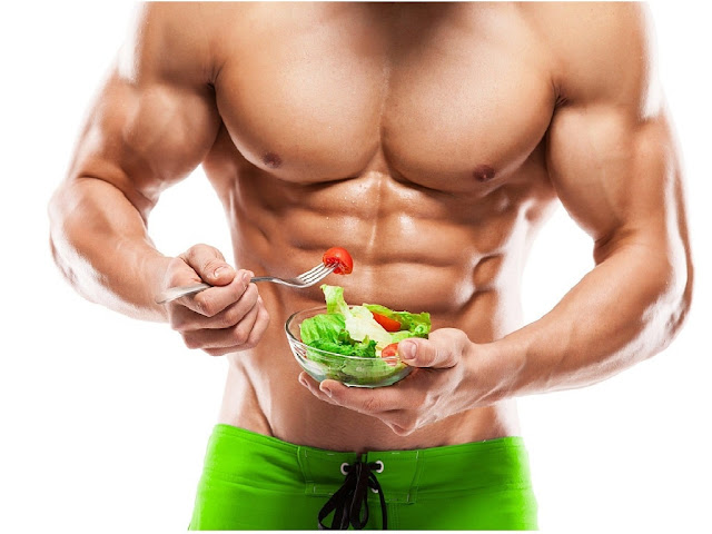 lean muscle building diet