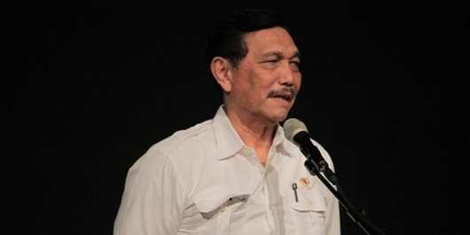 Luhut Jelaskan Insiden Diteriaki Mahasiswa Pro-Prabowo di Medan