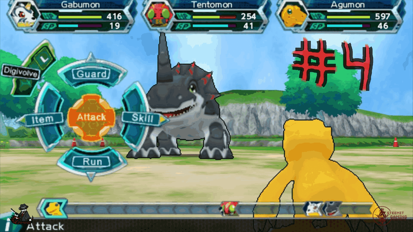 Digimon Adventure (English Patch) & Japan PSP ISP PPSSPP For Android