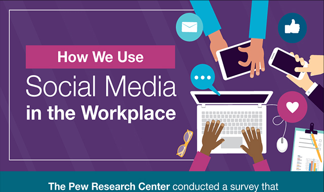 Is social media in the workplace a good thing?