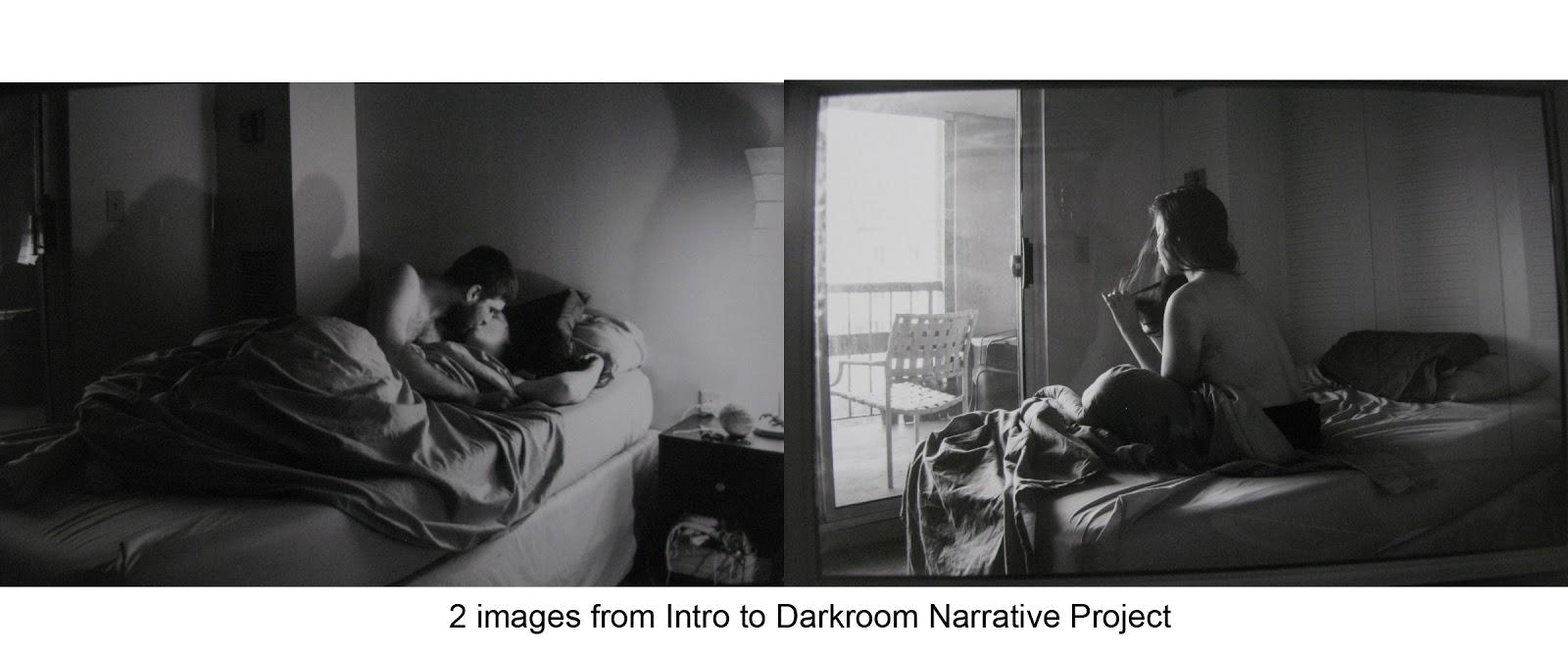 Joetta maue student work black and white film darkroom