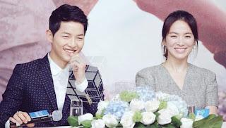 Phim Song Hye Kyo gửi một món quà chu đáo đến bộ phim mới của Song Joong Ki-2016