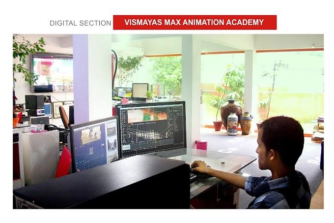 Vismayasmax Animations....Ambience Reloaded 2016...!!