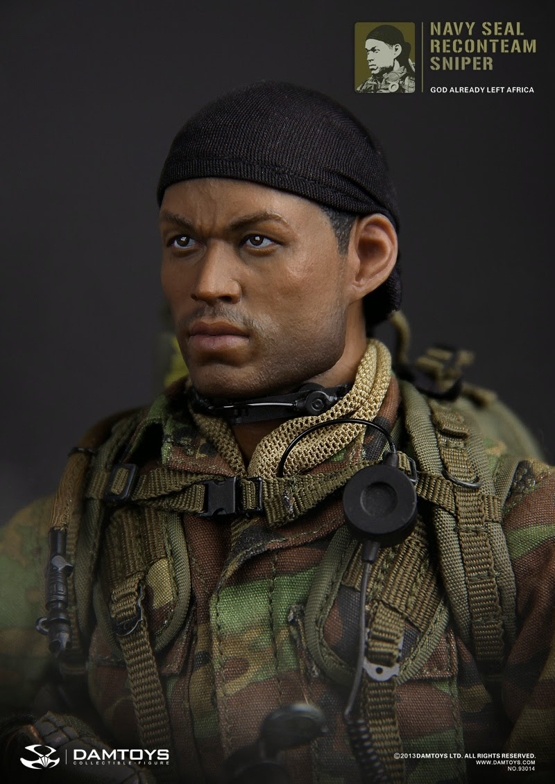 toyhaven: Comin up next: DAM Toys 1/6 scale U.S. Navy SEAL ...Tears Of The Sun Team