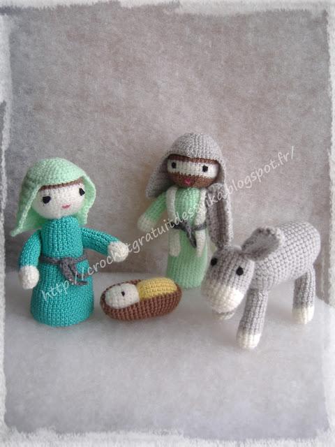 Marie, joseph et le petit Jésus