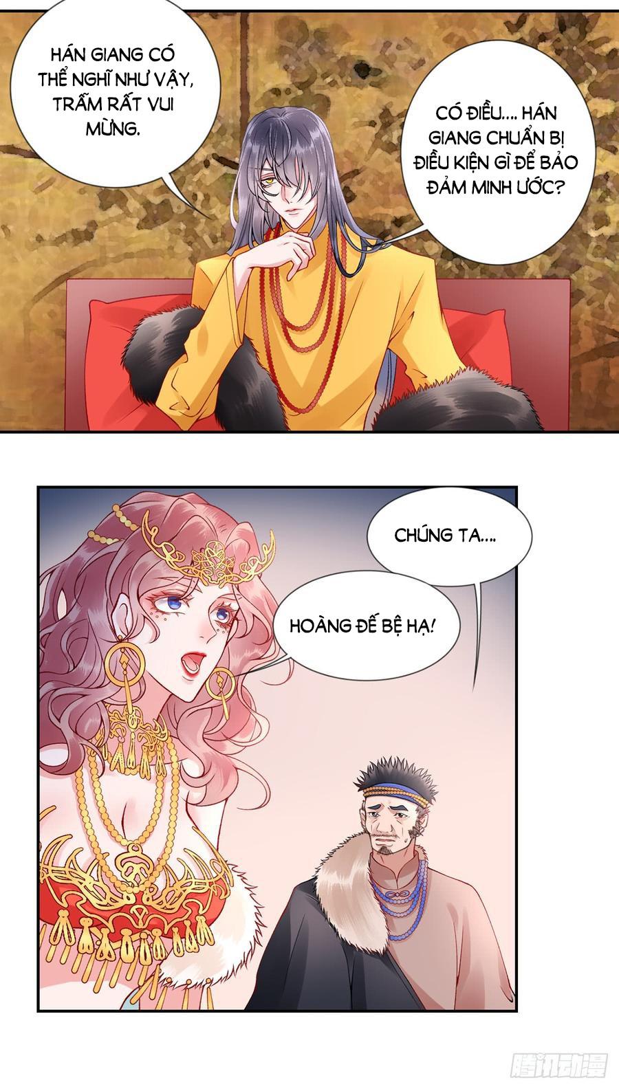 Hoàng phi 9000 tuổi Chapter 49 - Truyenmoi.xyz
