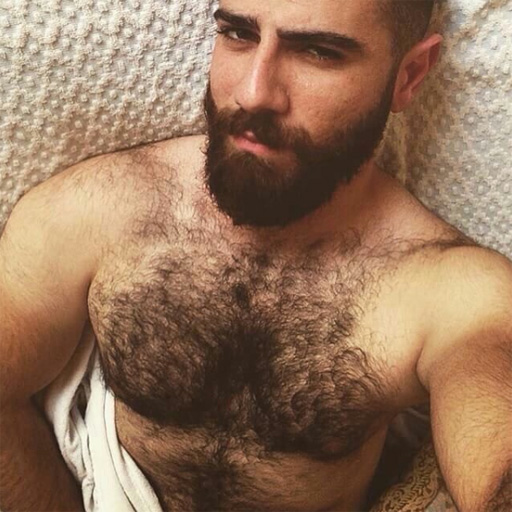 Nude bearded men Nude Photos 22