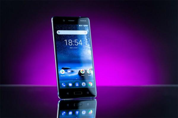 الإعلان رسميا عن هاتف نوكيا 8 الجديد