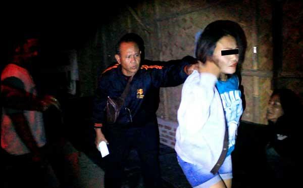 polisi gerebek tempat psk di indramayu
