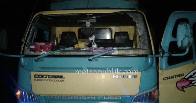 Mobil di Lempari OTK ,Warga Minta Perlindungan Polisi
