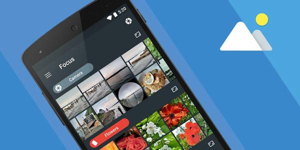 تطبيق Focus معرض صور جديد لأجهزة الاندرويد !