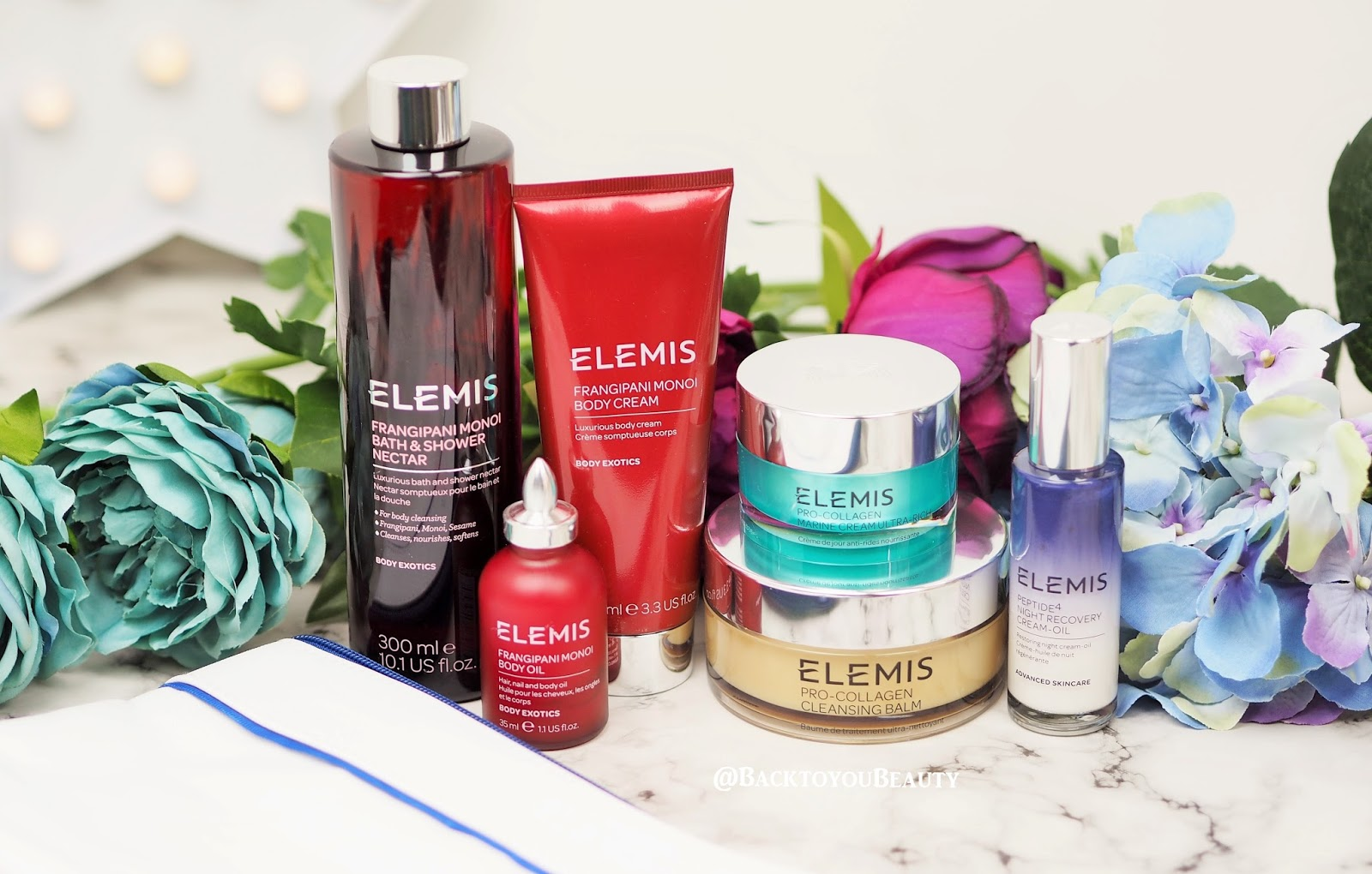 Elemis 6 Piece Day to Night Luminous Skin Collection Qvc Tsv