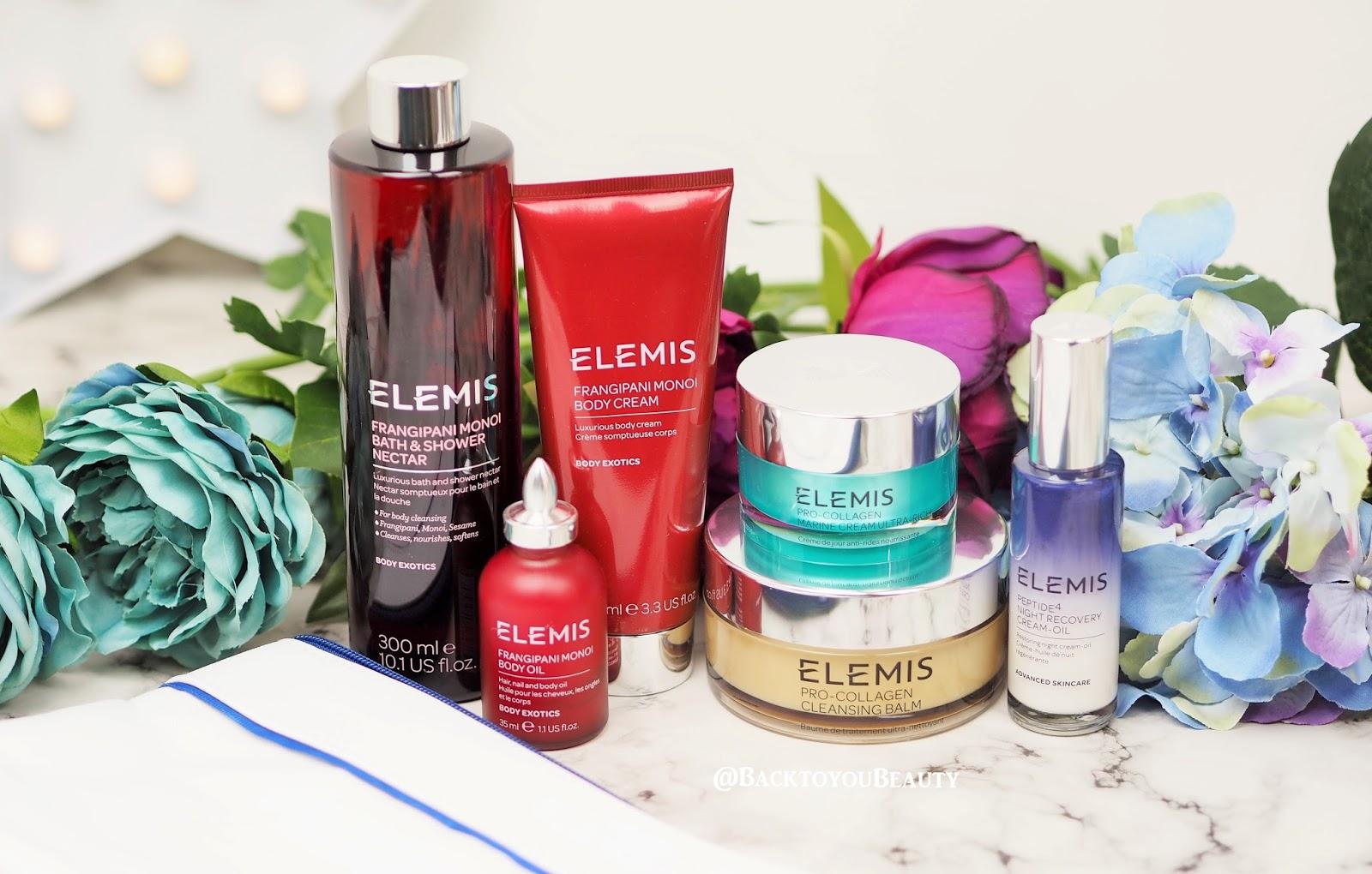Elemis 6 Piece Day to Night Luminous Skin Collection Qvc Tsv