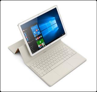 Huawei Merilis MateBook dengan Windows 10