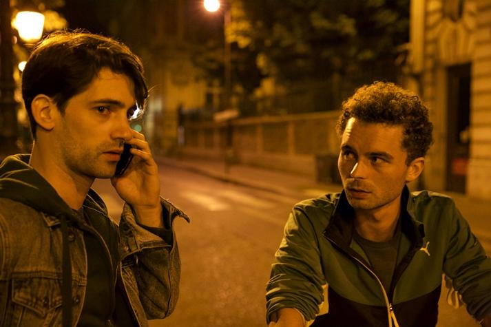 Theo y Hugo, París 5:58