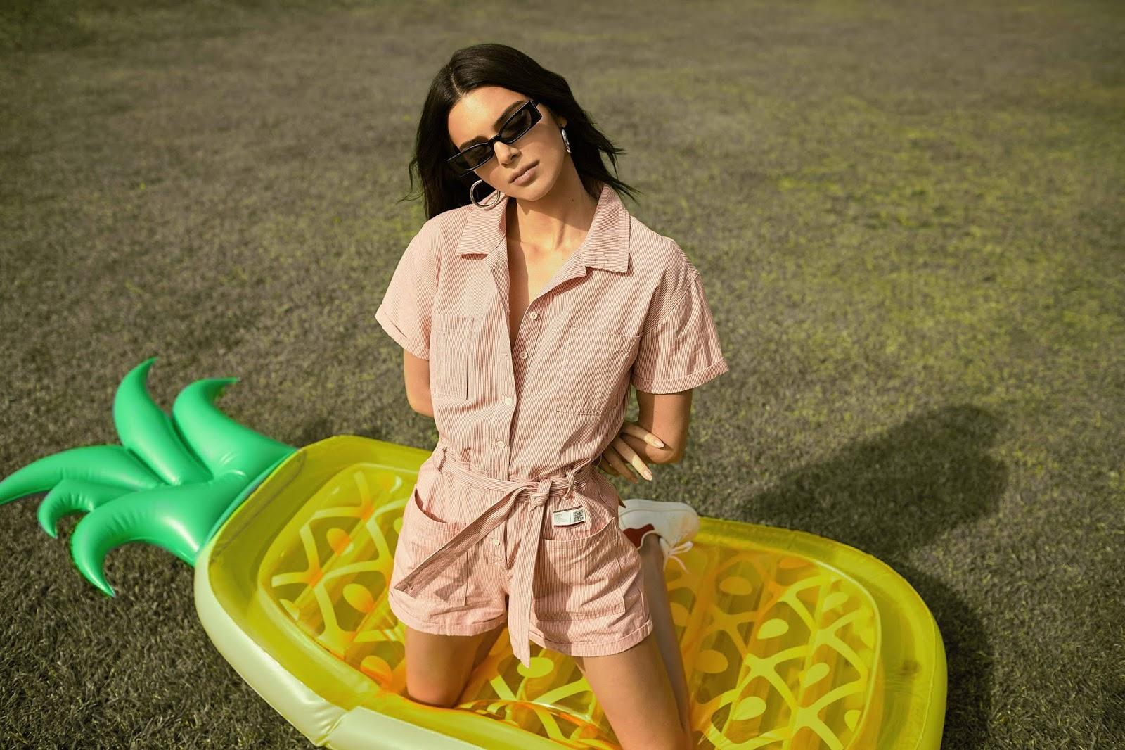 Kendall Jenner - Penshoppe Spring/Summer 2019