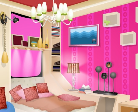 YolkGames Makeover Girl Room Escape Walkthrough