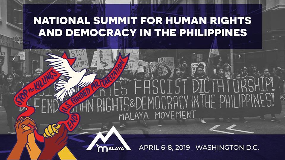 National Summit for Human Rights & Democracy in the Philippines
