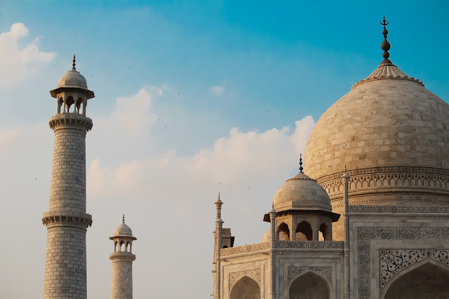 The most interesting information about the Taj Mahal