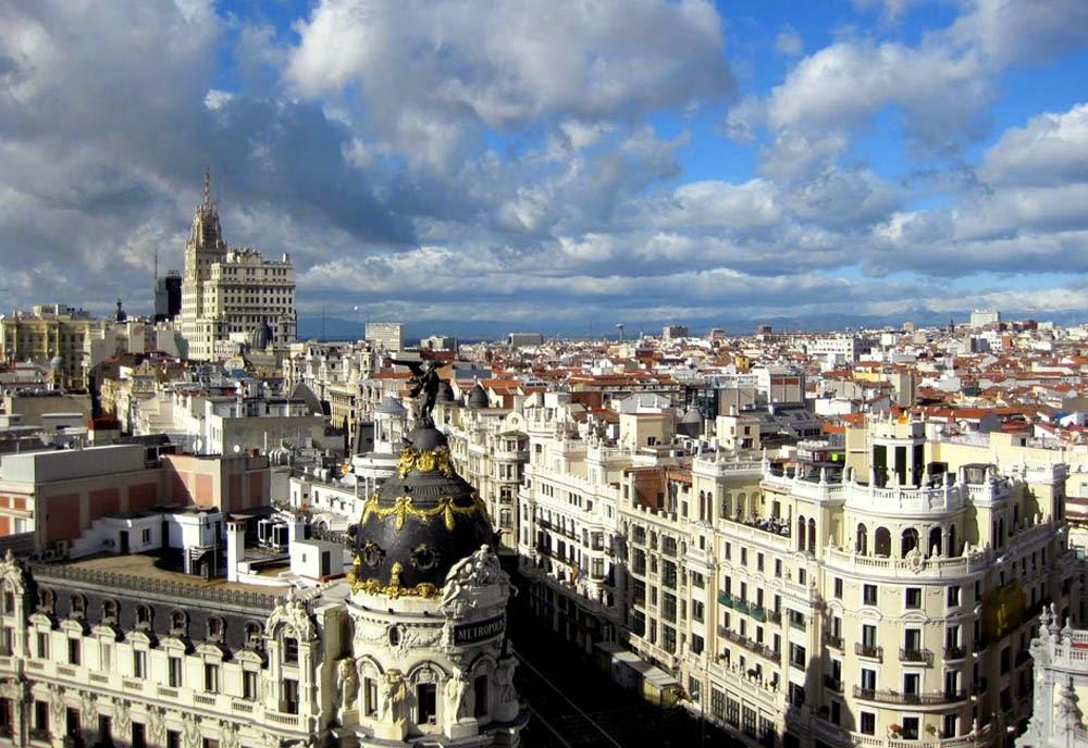 Madrid | Capital da Espanha