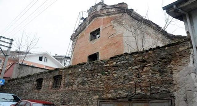 Antigua iglesia armenia en Turquía puesta a la venta por USD1.5 millones