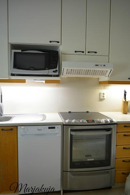 keittiöremontti ennen