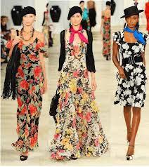 498e9cb047f4 Ο ΧΑΦΙΕΣ  Η μόδα των floral φορεμάτων