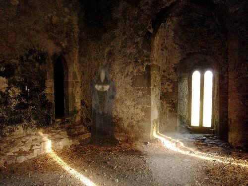Leap Castle Oubliette, Ireland