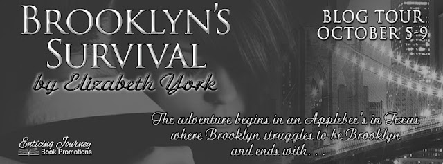 Blog Tour & Giveaway – Brooklyn's Survival by Elizabeth York