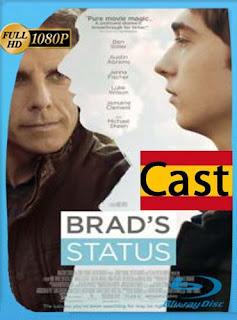 Qué fue de Brad (Brad's Status) 2017 HD [1080p] Castellano [GoogleDrive] SilvestreHD