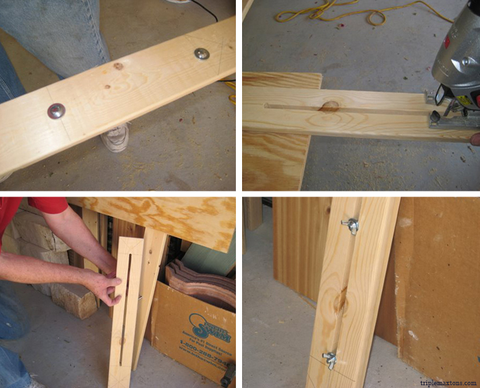 Diy Upholstered Headboard Tutorial Amp Reveal Triple Max Tons