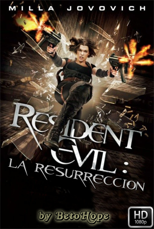 Resident Evil 4: La Resurreccion [2010] HD 1080P Latino [Google Drive] GloboTV