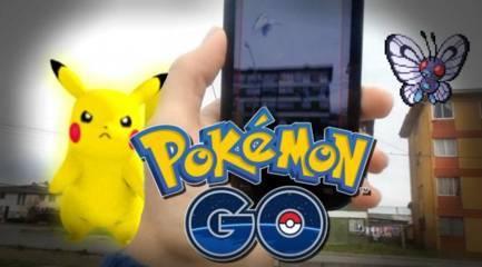 Jual beli akun Pokemon Go