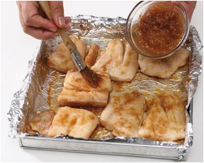 Resep Olahan Daging Ikan