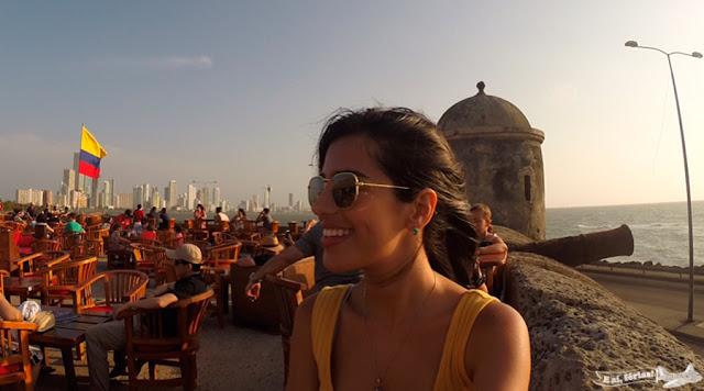 Cartagena, Colômbia.