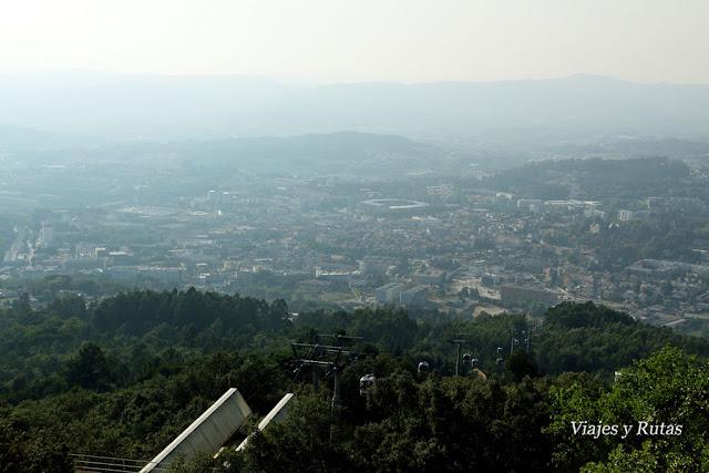 Montaña de Penha, Guimaraes