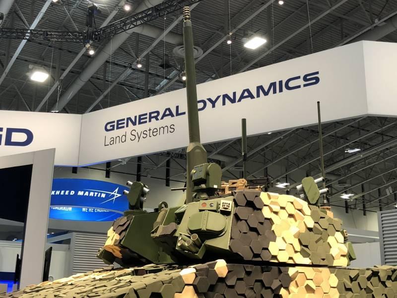 Армія США обирає перспективну бойову машину